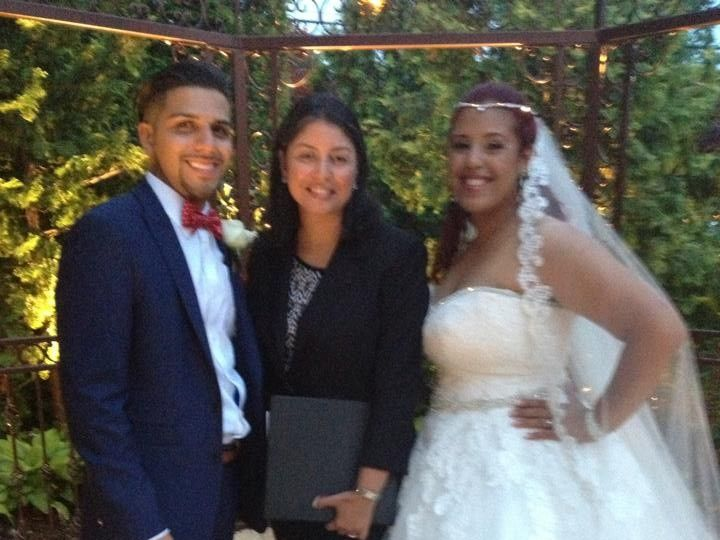 Tmx 1473429840646 Victor And Zuily 7 16 16 College Point, NY wedding officiant