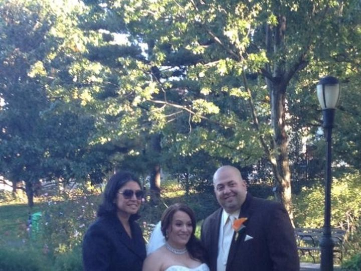 Tmx 1478265719766 Ezequiel And Ayleen Pic College Point, NY wedding officiant