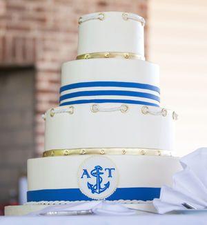 Tmx 1517523782 A87449f9ccde2894 1517523781 F691c476ae834427 1517523780148 18 5 28 15 Blue Pink Bethesda, MD wedding cake