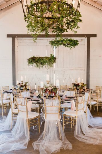 Whimsical boho glam at its finest