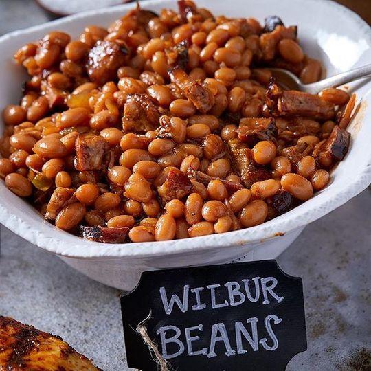 Wilbur beans