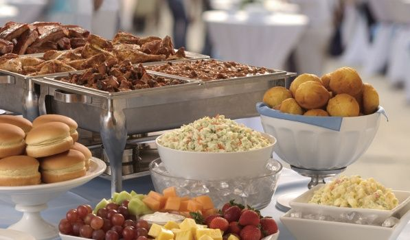 Famous Dave's Catering