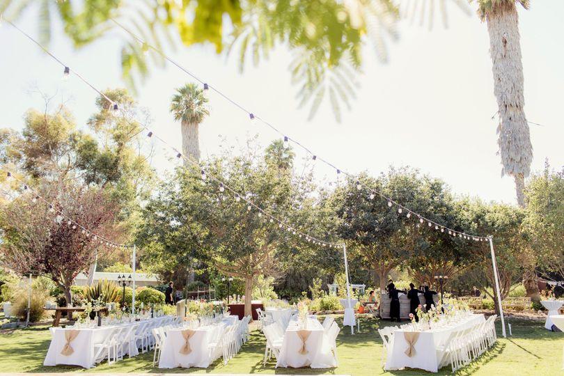 South Coast Botanic Garden Venue Palos Verdes Peninsula Ca Weddingwire
