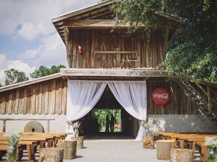 Tmx 1469132560442 Boals Farm Charleston Sc Farm Barn Wedding Photogr Charleston, SC wedding venue