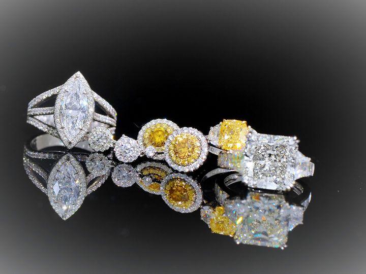 Tmx 1479863238112 Yellow Array1 Newton Center wedding jewelry