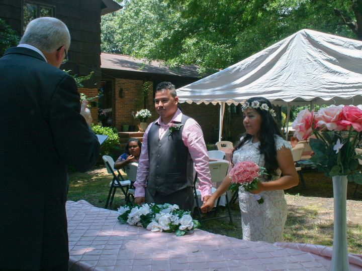 Tmx 1470602922343 Img0929 Charlotte, North Carolina wedding officiant
