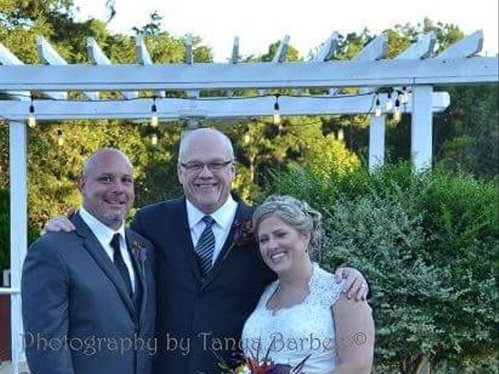 Tmx 1480783062386 14484914102097535438496033433830763217262846n Charlotte, North Carolina wedding officiant