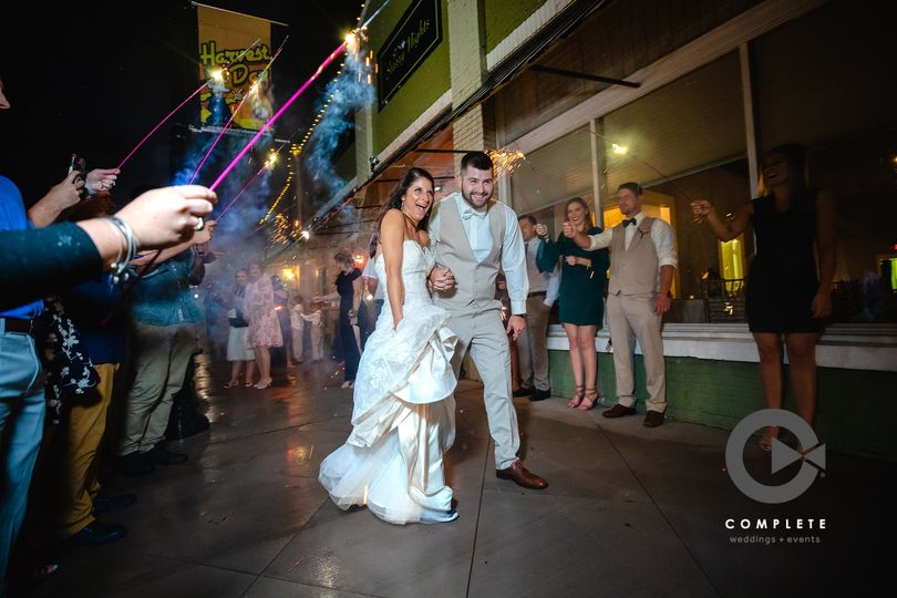 COMPLETE weddings + events - G
