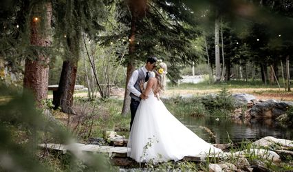 The wedding of Ally and Stefan