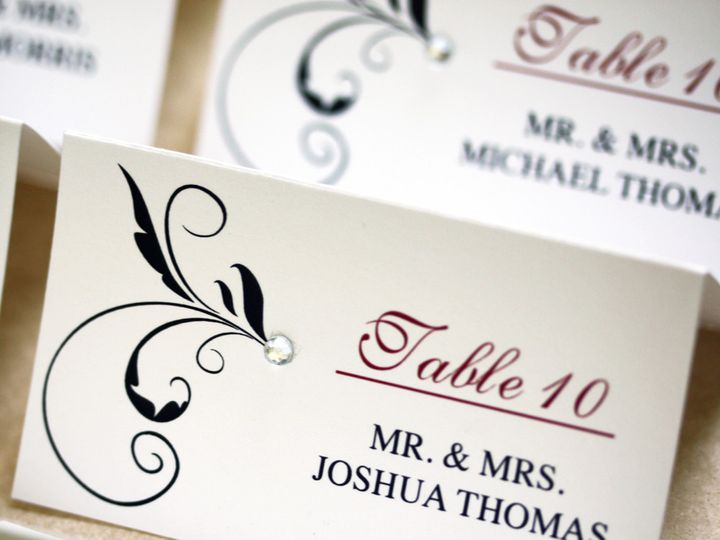 Tmx 1391031250259 Scriptscrollpc Newtown, New York wedding invitation