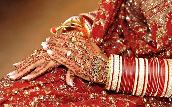 Indian Wedding Details - Newport Beach, California