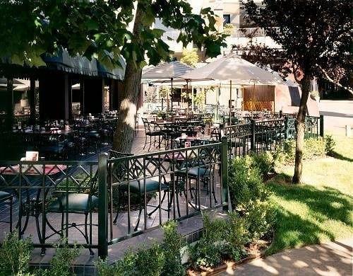 Veranda wedding venue