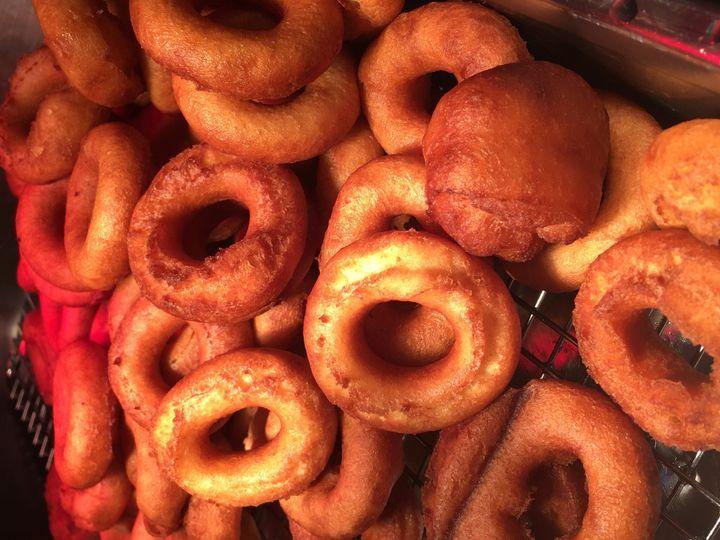 buttermilk mini donuts