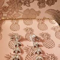 Pineapple sofa