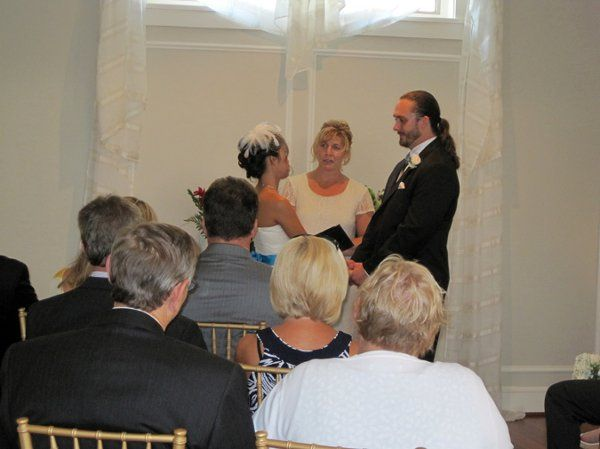 A perfect site for smaller ceremonies.