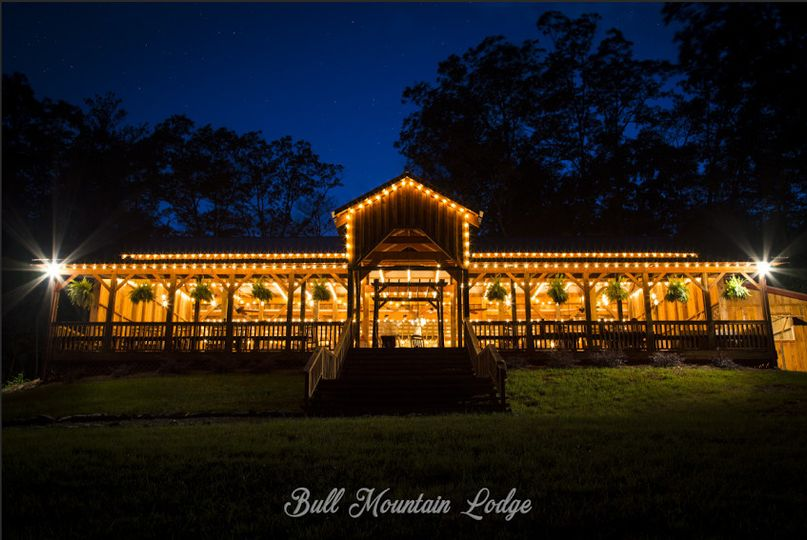 Bull Mountain Lodge Front