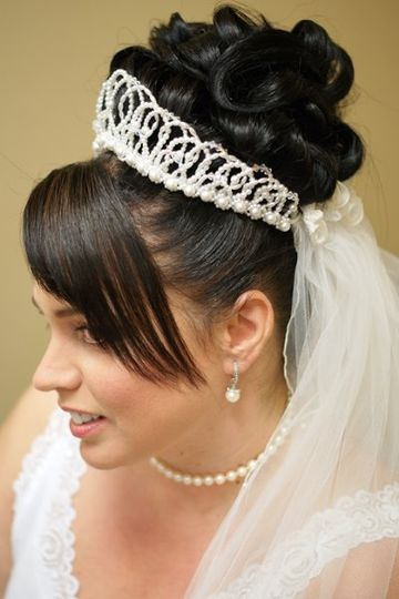 Bridal Hair and Make up raleigh NC