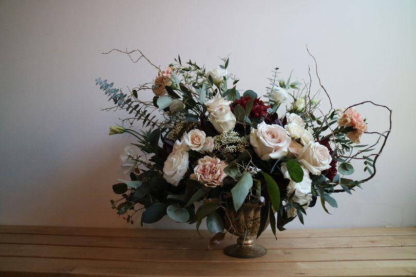 Welcome floral arrangement