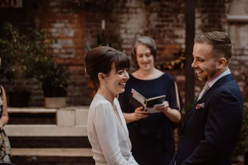 Laughter in the Ceremony