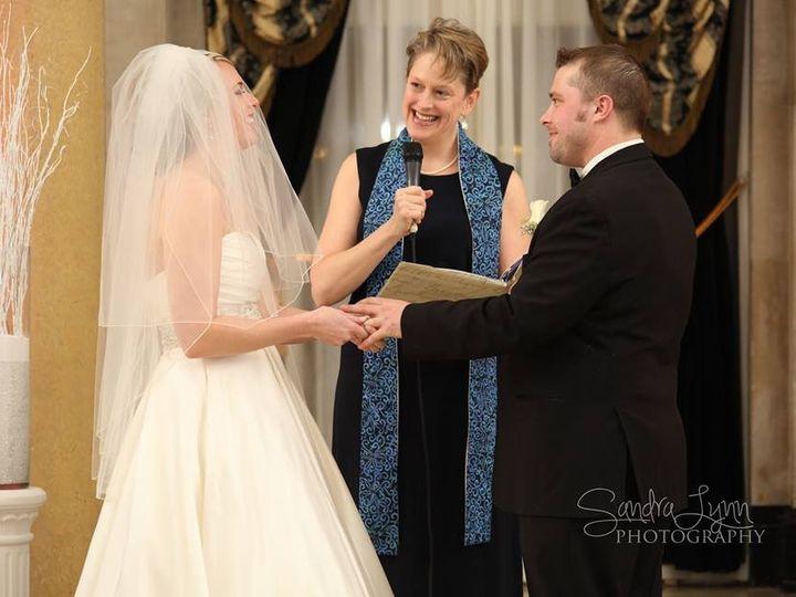 Tmx 1439656114490 Dorney Wedding Smile 2 Albany, NY wedding officiant