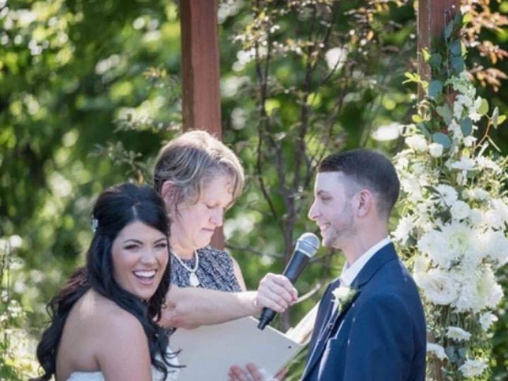 Tmx Erin Ricky Laugh 51 780212 158614733939595 Albany, NY wedding officiant