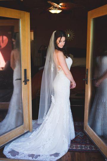 Full Bridal suite