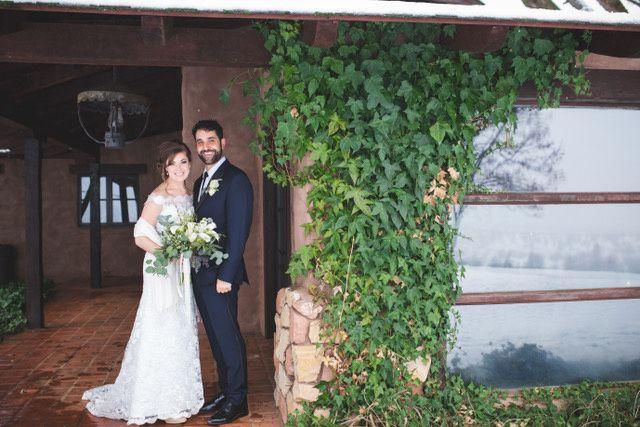 Small winter weddings!