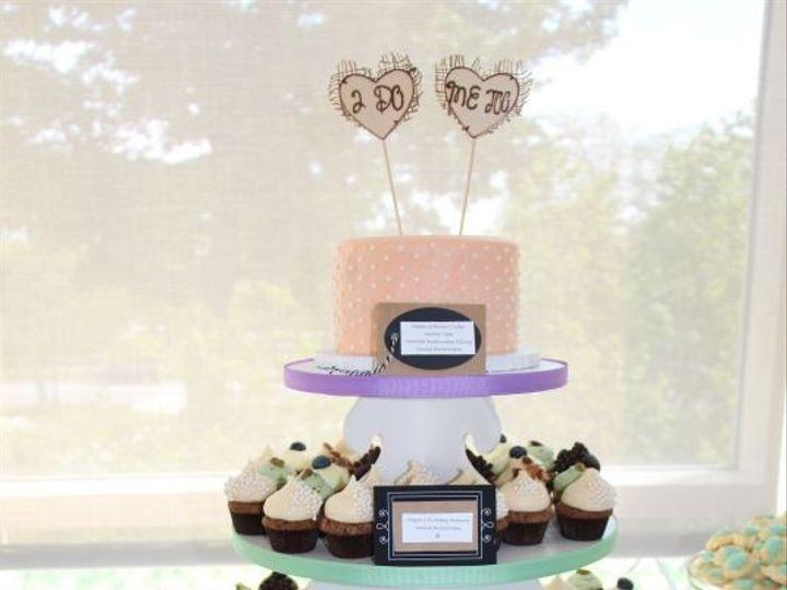 Tmx 1377870971826 Megan And Parker 245 Milwaukee wedding cake