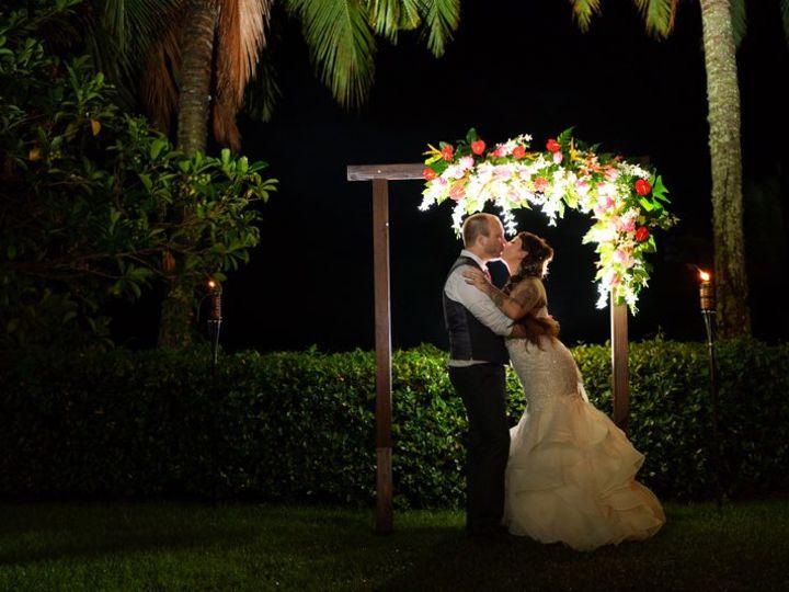 Tmx Under Arbor 51 991212 Kaneohe, Hawaii wedding planner