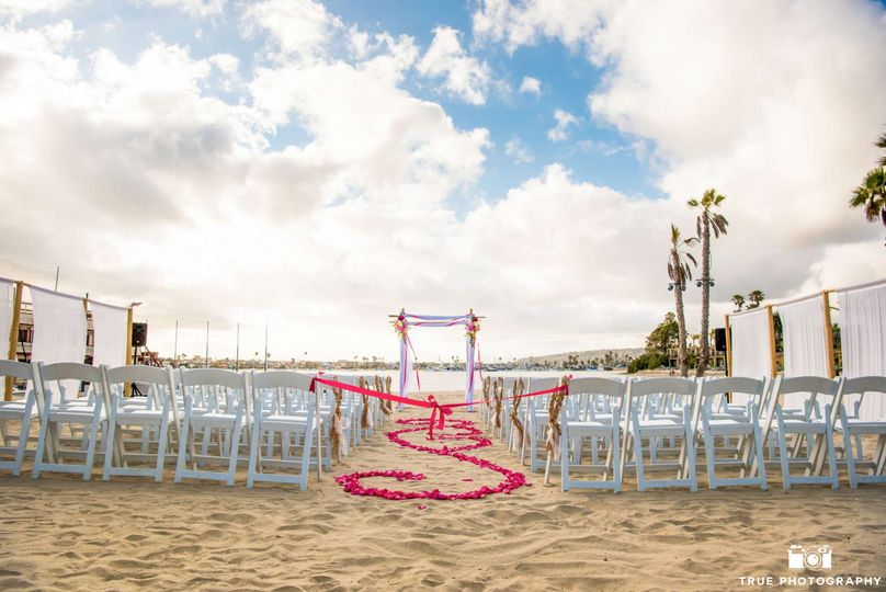 Ceremony - Private Beach