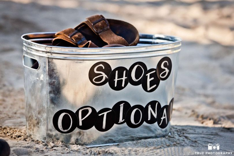 Shoes Optional