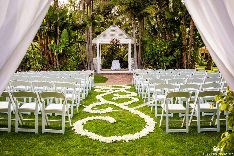 Bahia Resort Hotel Venue San Diego Ca Weddingwire