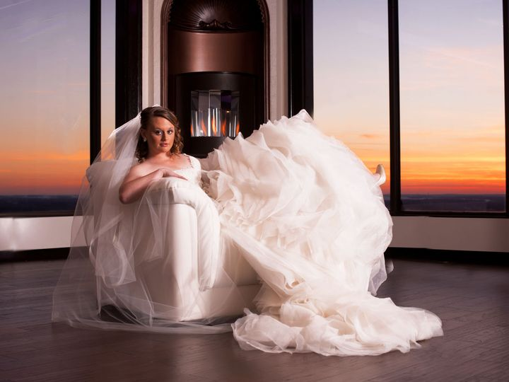 Tmx 1404146843770 Empyrean Bride Sunset Fort Wayne, IN wedding catering