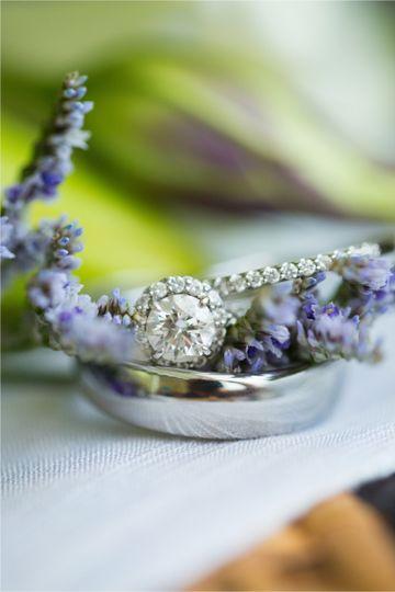 geia lea staunton va spring wedding feather and oa