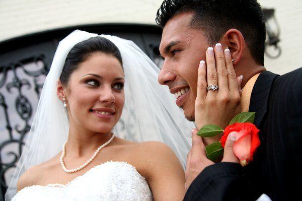 Courtney gilliam wedding