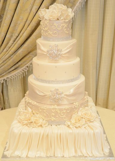 bean counter bakery wedding cake massachusetts boston watertown