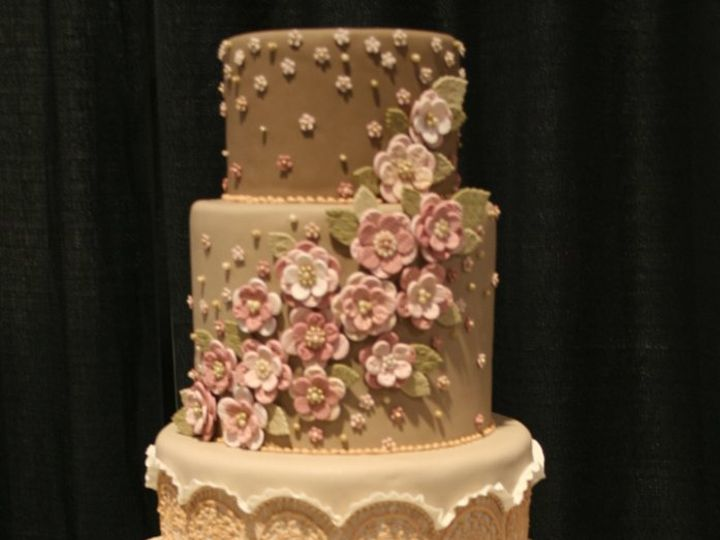 Tmx 1350051625440 BeanCounter1 Shrewsbury, MA wedding cake