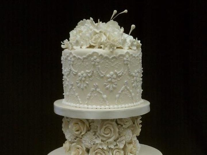 Tmx 1350051633444 BeanCounter3 Shrewsbury, MA wedding cake
