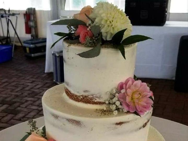 Tmx 1530201551 Baa3c653ca2454af 1530201551 724935f76f498ad7 1530201550860 5 Classic Naked Shrewsbury, MA wedding cake