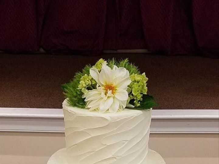 Tmx 1530201608 820f7fb87e55f9d0 1530201607 80e5e387e06013f3 1530201607112 11 Fresh Shrewsbury, MA wedding cake