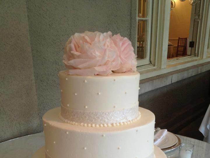 Tmx 1530201691 6cff4009fc30eca1 1530201689 6dececd6cca8bdfe 1530201689525 17 Pastel Peony Shrewsbury, MA wedding cake
