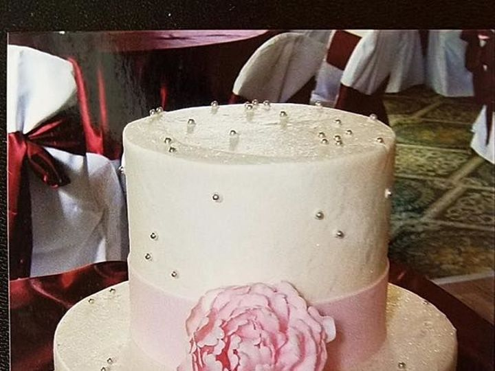 Tmx 1530201731 Aee2563c628f3407 1530201731 235830670dd86932 1530201730714 23 Sugar Peony Shrewsbury, MA wedding cake