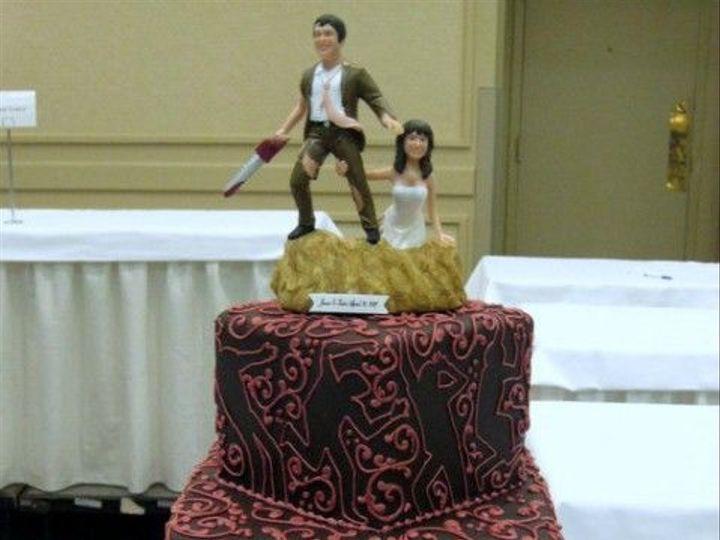Tmx 1531499348 Ddbfd82dffdecfb1 1531499347 Ca2d04427ba2396f 1531499331161 13 059 IMG 2235 Shrewsbury, MA wedding cake