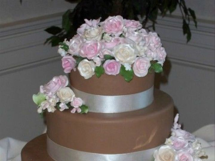 Tmx 1531499357 1bb09e2ac9231d37 1531499356 Bae1189f2f96f523 1531499340162 18 15 Wedding Photos Shrewsbury, MA wedding cake