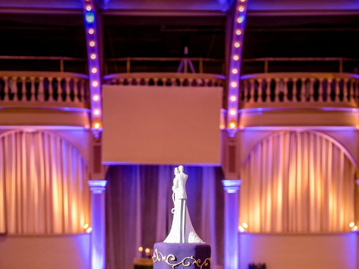 Tmx Purple And Gold 1 51 45212 161309369245203 Shrewsbury, MA wedding cake