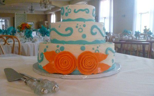 Tmx 1319214882712 P1010653 West Chester wedding cake
