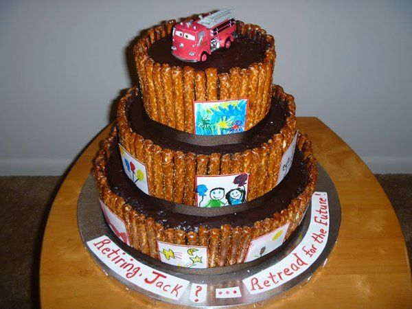 Tmx 1322923620630 Pretzelcake West Chester wedding cake