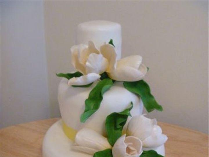 Tmx 1335563187264 Tulip3 West Chester wedding cake
