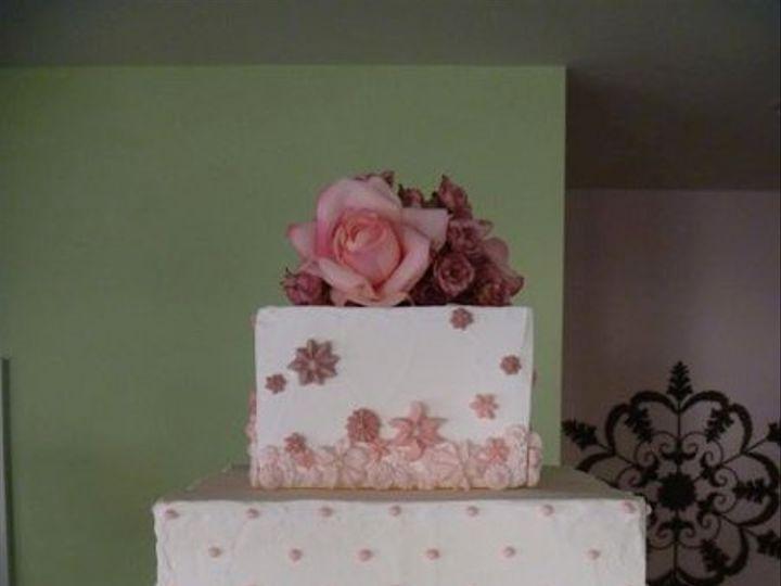 Tmx 1335563205098 Pinkcake West Chester wedding cake