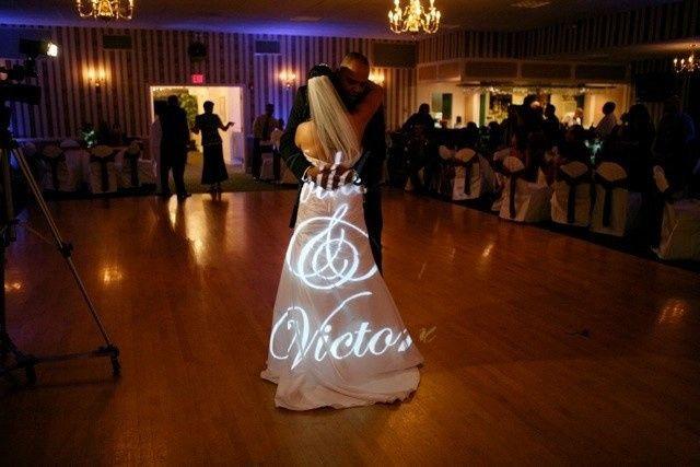 Couple's: customized monogram